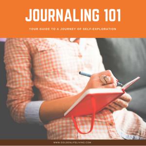 Journaling 101 Promotion